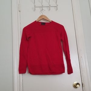 JNY red sweatshirt